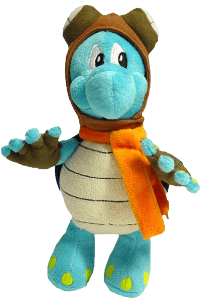 Peluche Personalizzato Creatoys Tartaruga